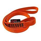 GM CLIMBING 22kN 16mm ナイロンスリング ランナー 60CM / 120CM オレンジ / グレー 二色 CE認証