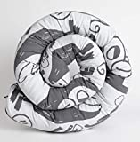Simplygood(シンプリ―グッド) 長さ2mロングクッション 抱き枕 授乳 おあそび ベッドバンパー カドリースネイリー グレイモンキー 0か月~ 751074
