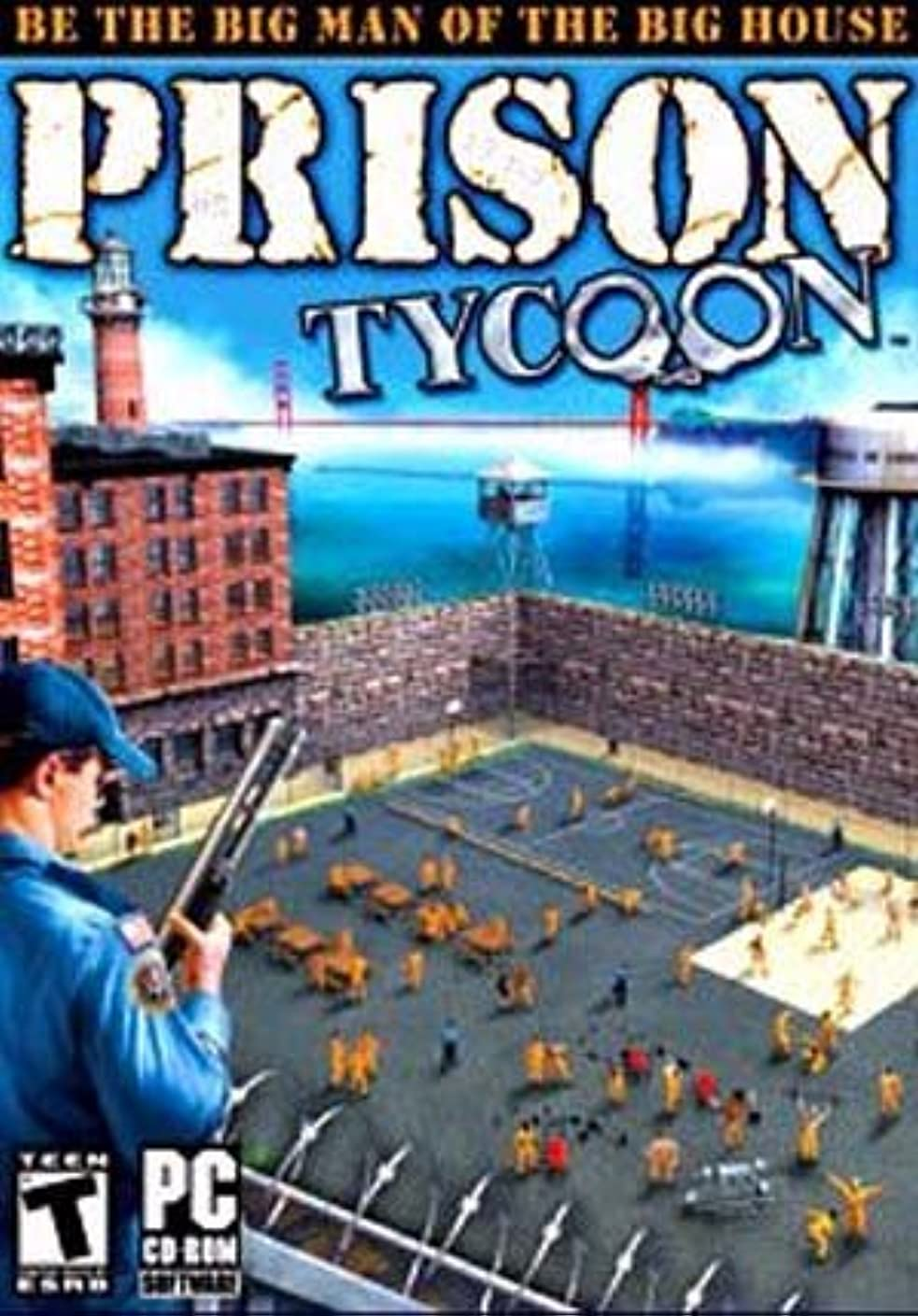 カレンダーシャッフル買い物に行くPrison Tycoon (輸入版)