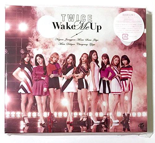 【外付け特典あり】 Wake Me Up (初回限定盤A)(CD+DVD)(B3ポスターT ver.付)