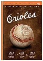 Vintage World Series: Baltimore Orioles [DVD] [Import]