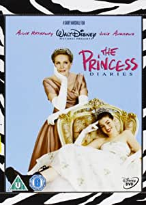 The Princess Diaries [DVD] [Import]