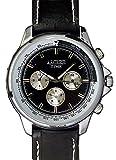 スワンユニオン swanunion メンズ 腕時計 黒 電池式 tvs366-medama