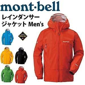 モンベル レインウェア mont-bell #1128340 レインダンサー ジャケット メンズ ゴアテックス 登山用品 アウトドア 男性用
