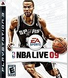 NBA Live 09 (輸入版) - PS3