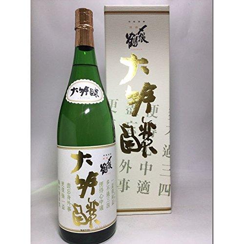 〆張鶴 [大吟醸酒]