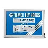 ティムコ(TIEMCO) フライフック Q100 TMC2487 20号 21248700020