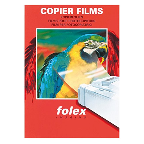 folex OHPフィルム B5 PPC用 X3B5P クリア 20枚入