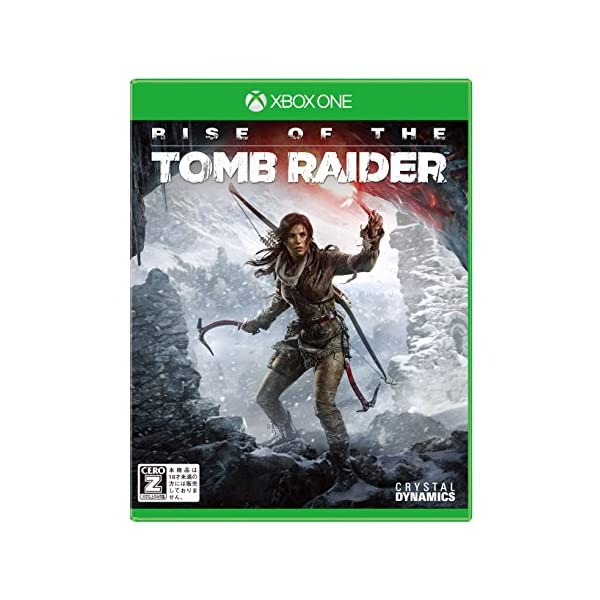 Rise of the Tomb Raider ...の商品画像
