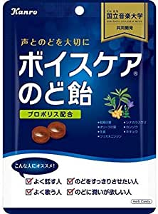カンロ ボイスケアのど飴 70g×5袋