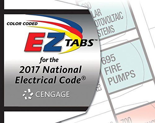 Download Color Coded EZ Tabs for the 2017 National Electrical Code 133740201X