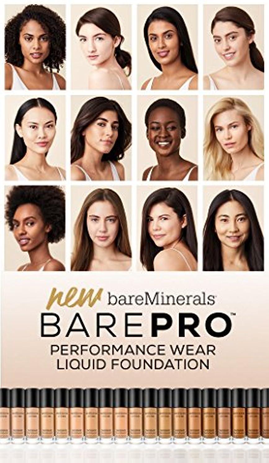 真剣に南西準拠ベアミネラル BarePro Performance Wear Liquid Foundation SPF20 - # 01 Fair 30ml/1oz並行輸入品