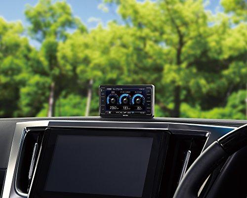 コムテック レーダー探知機 ZERO 803V 無料データ更新 移動式オービス/小型オービス/ゾーン30対応 OBD2接続 GPS メーター機能 ドライブレコーダー連携