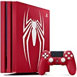 PlayStation 4 Pro Marvel's Spider-Man Limited Edition スパイダーマン・リミテッドエディション PS4 本体