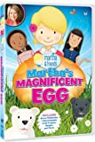 Martha & Friends: Martha's Magnificent Egg [DVD] [Import]