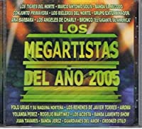 Megartistas Del Ano 2005 by Various Artists