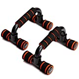 Readaeer® プッシュアップバー スリムトレーナー 筋肉トレーニング 腕立て伏せ (オレンジ) 最新モデル