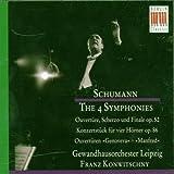 Schumann:The 4 Symphonies