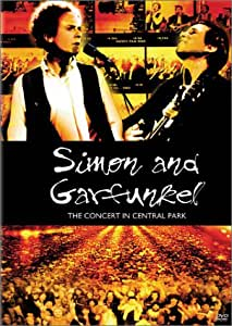 Concert in Central Park [DVD] [Import]