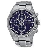 [セイコー]SEIKO 腕時計 チタンクロノグラフブルークロノグラフ日付表示をダイヤル SSC365P1 ソーラー メンズ [逆輸入品]