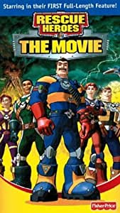 Rescue Heroes: Movie [VHS] [Import]