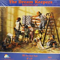 The Dream Keepers 500 Piece Jigsaw Puzzle 46cm X 60cm
