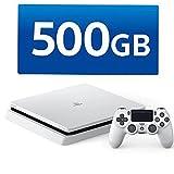 PlayStation 4 グレイシャー・ホワイト 500GB (CUH-2200AB02)