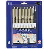 Sakura 8-Piece Pigma Manga Comic Pro Drawing Kit
