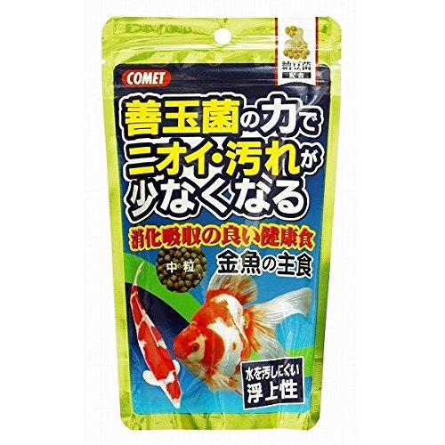 (まとめ買い)イトスイ 金魚の主食 納豆菌入り 90g 【×10】