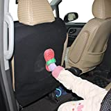 ミニキャブバン シートカバー シート傷防止 保護 ポケット付き キックガード U6#V お手入れ簡単