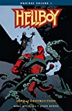 Hellboy Omnibus Volume 1: Seed of Destruction (English Edition)