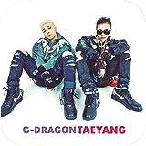 BIGBANG(ビックバン)G-DRAGON(ジードラゴン)&SOL(テヤン)のCDケース