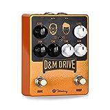 keeley ◆ D&M Drive ◆ミッドブースター/オーバードライブ ギター エフェクターThe Pedal Showコラボ『並行輸入品』