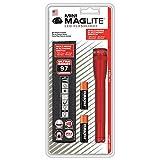 MAG-LITE(マグライト) ミニマグ 3W LED 単3×2本 レッド SP2203H