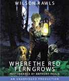 Where the Red Fern G (Lib)(CD)