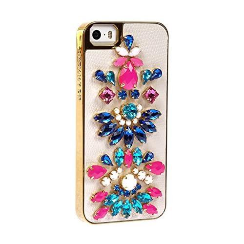 skinnydip ( スキニーディップ ) ロンドン の 煌びやか ビジュー スネーク iphoneケース iPhone 5 5S Party Case ケース アイフォン キラキラ ジェム ストーン モバイル ケース カバー iphone5 ipone5s apple 保護フィルム ゲット 海外 ブランド