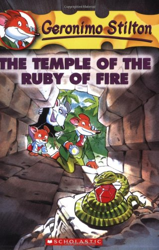 The Temple of the Ruby of Fire (Geronimo Stilton)の詳細を見る