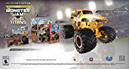 Monster Jam Steel Titans Collector's Edition (輸入版:北米) – Sw
