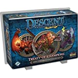 Descent 2nd Edition Treaty of Champions Strategy Game