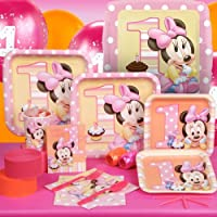 Minnie's 1st Birthday Standard Party Pack ミニーの第1誕生スタンダードパーティーパック♪ハロウィン♪クリスマス♪