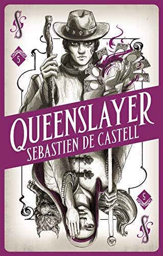 Spellslinger 5: Queenslayer (English Edition)