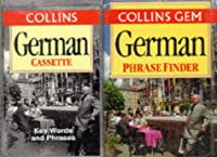 Collins Gem German Phrase Finder: The Flexible Phrase Book
