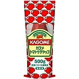 カゴメ トマトケチャップ チューブ 500g
