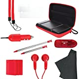 Best DREAMGEAR 3DSゲーム - Nintendo 3DS 13-In-1 Gamer Pack - Red [並行輸入品] Review