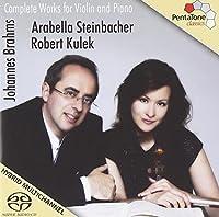 Sonatas for Piano and Violin by Steinbacher/Kulek (2011-04-26)