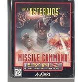 ATARI LYNX SUPER ASTEROIDS/MISSILE COMMAND