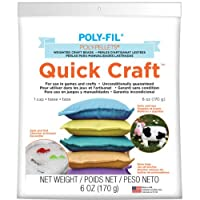 Quick Craft Weighted Poly-Pellets 6oz-White (並行輸入品)