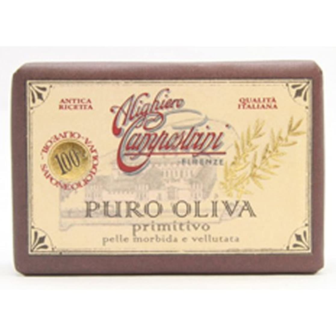 ヨーロッパレシピ倒錯Saponerire Fissi サポネリーフィッシー PURO OLIVA Soap オリーブオイル ピュロ ソープ primitivo オリジナル 150g