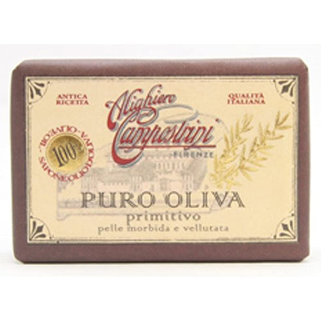 お父さん初心者フェデレーションSaponerire Fissi サポネリーフィッシー PURO OLIVA Soap オリーブオイル ピュロ ソープ primitivo オリジナル 150g