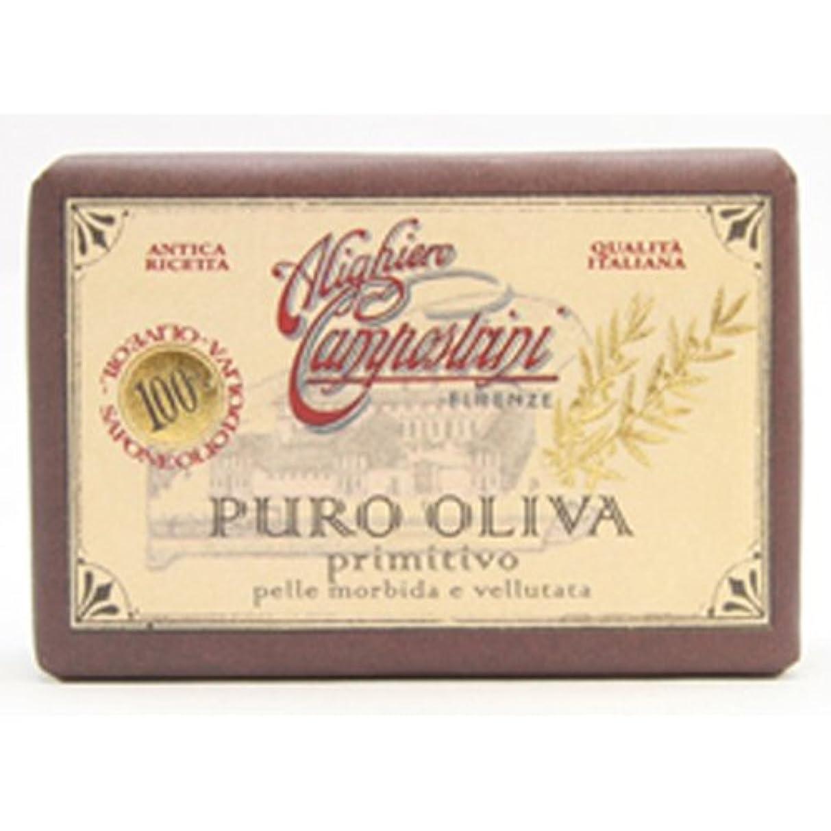 ベリ協力する所属Saponerire Fissi サポネリーフィッシー PURO OLIVA Soap オリーブオイル ピュロ ソープ primitivo オリジナル 150g